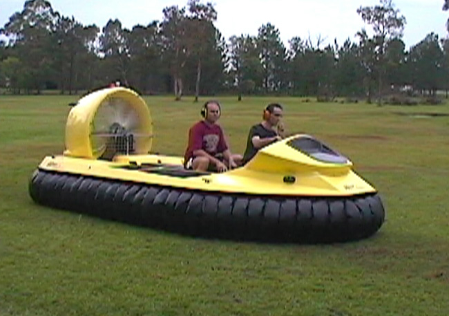 Viper Hovercraft is a proud